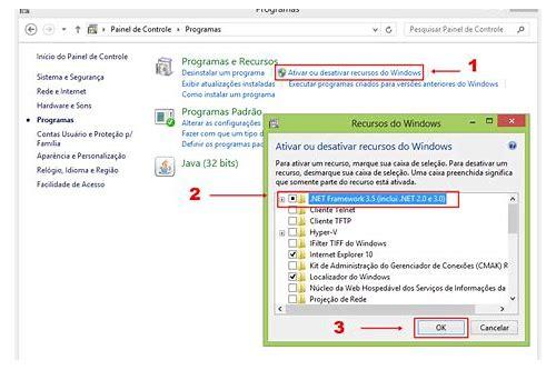 baixar microsoft net framework para windows 8
