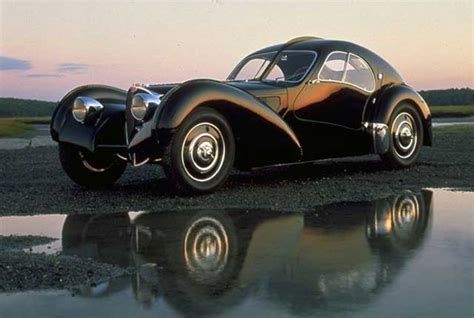 One Of The First Ever Bugatti's