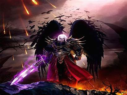 Angel Dark Male Background Wallpapers Backgrounds Soul