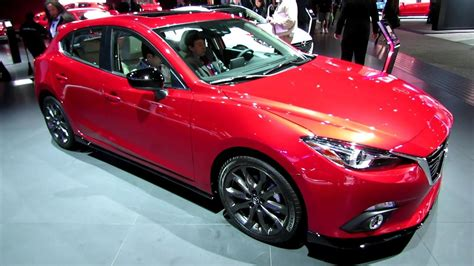 Grand Touring Autos by 2014 Mazda 3 5 Door Hatchback Grand Touring Exterior And
