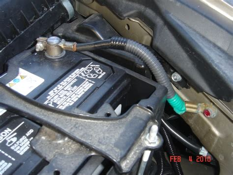 Need Help With Big Alternator Charging Wire Location