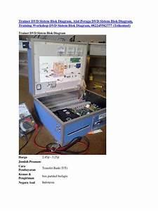 Trainer Dvd Sistem Blok Diagram  Alat Peraga Dvd Sistem