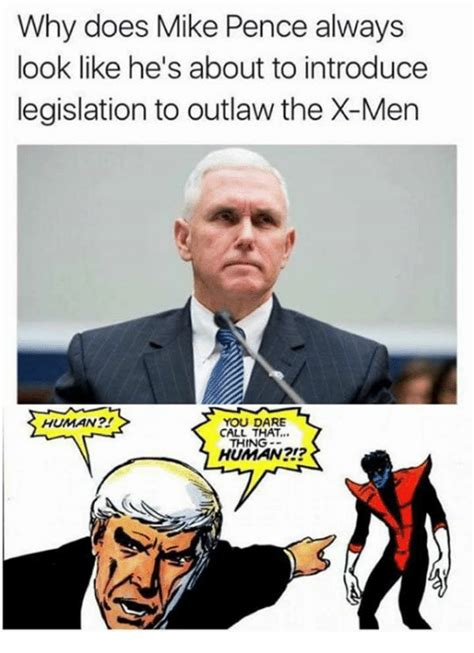 Pence Memes - funny x men memes of 2017 on sizzle apparently