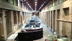 Hoover Dam Inside - Generator Room