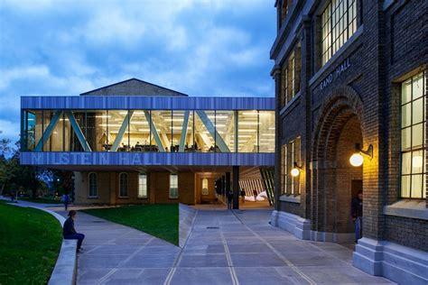 Milstein Der Cornell In Ithaca by Milstein At Cornell Oma Archdaily