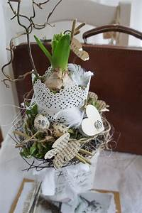 Kirschzweige Ostern Zum Blühen Bringen : fr hling osterdeko hyacinthus ein designerst ck ~ A.2002-acura-tl-radio.info Haus und Dekorationen