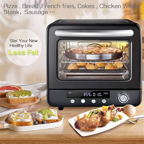fryer air toaster oven consumer report aobosi convection rotisserie reports function shopee toast bagel broil bake multi