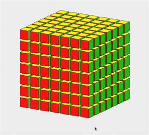 KennyCason.com - 3D Cube Engine - Java