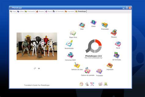 Editar imágenes con PhotoScape DupiWeb com
