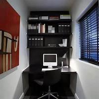 small office design ideas 75 Small Home Office Ideas For Men - Masculine Interior Designs