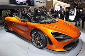 2018 McLaren 720S First Look Recalibrating The Supercar