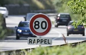 Vitesse A 80km H : vitesse limit e 80 km h faites entendre votre voix moto revue ~ Medecine-chirurgie-esthetiques.com Avis de Voitures