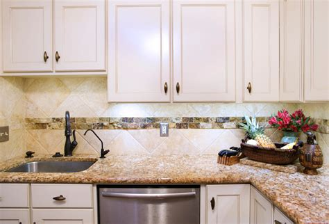 kitchen backsplash pictures traditional white townhouse kitchen 5833