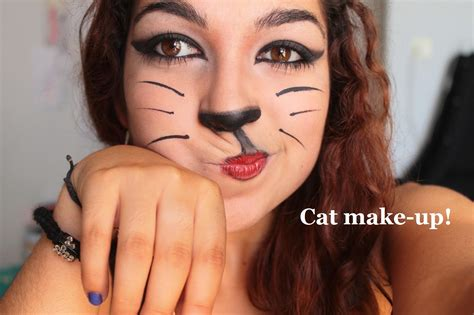 tutoriel maquillage le chat youtube