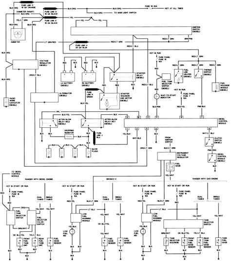 1986 Ford F150 Wiring Diagram by Repair Guides Wiring Diagrams Wiring Diagrams