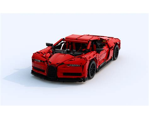 But not just any car. LEGO MOC-37495 Bugatti Chiron Sport (Technic 2020)   Rebrickable - Build with LEGO