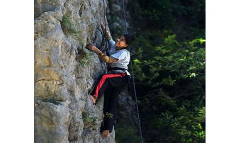 Pakistan Rock Climbers Scale New Heights The Daily