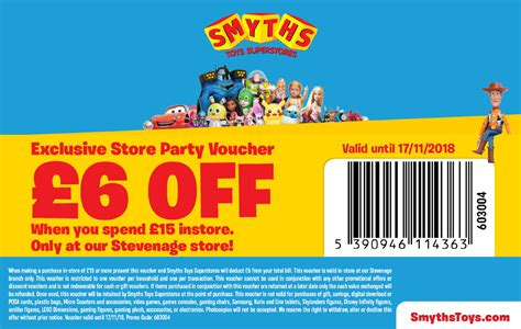 51826 Smyths Store Promo Code by Smyths Toys Voucher Codes Wow