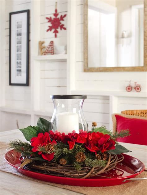 diy christmas centerpieces 19 simple and elegant diy christmas centerpieces style motivation