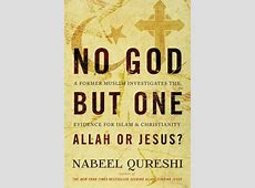 No God but One Allah or Jesus?