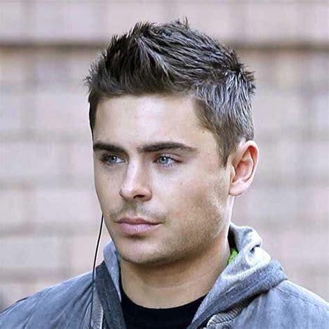 short faux hawk haircuts  men  hottest