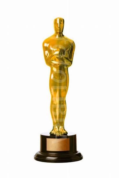 Oscar Award Academy Clipart Awards Statue Oscars