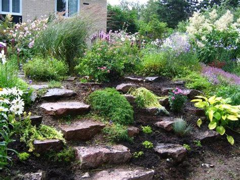 foto giardini rocciosi giardino roccioso tipi di giardini realizzare giardini