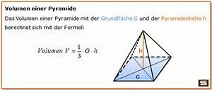 Höhe Vom Dreieck Berechnen : pyramide berechnen online volumen oberfl che mantelfl che ~ Themetempest.com Abrechnung