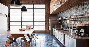 Cuisine Style Année 50 : la cuisine vintage s 39 affirme en d co tendance ~ Premium-room.com Idées de Décoration