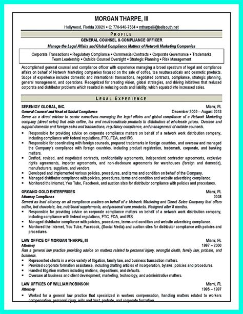 Compliance Officer Resume by Best Compliance Officer Resume To Get Manager S Attention