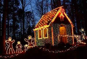 6 places to see holiday lights in central arkansas With outdoor lighting little rock ar