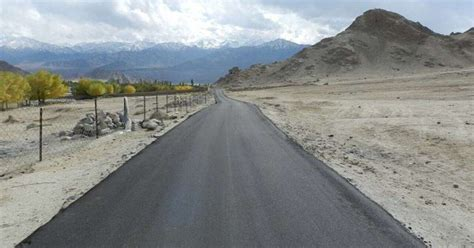 Daulat Beg Oldi: Indian road to strategic dominance along ...