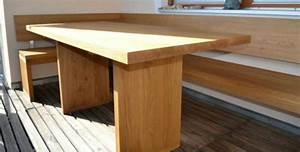 Eckbank Holz Modern : eckbank eiche massiv modern im stil vom holz sigi aus ~ Watch28wear.com Haus und Dekorationen