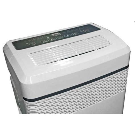 luftentfeuchter mit hepafilter und ionisator dryfix