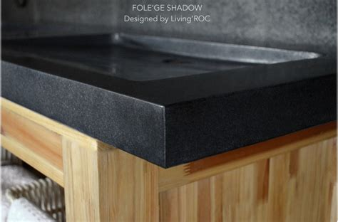 xcm double trough basin uk black granite bathroom