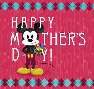 Top 8 Disney Mother's Day Cards Sure to Warm Your Heart