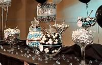 black and white decorations White Party Decorations | Party Favors Ideas