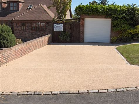 driveways cost sudwell gravel resin driveway cost