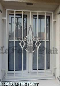 Grille De Protection Fenêtre : grille de d fense 95 val d 39 oise eaubonne accueil ~ Dailycaller-alerts.com Idées de Décoration