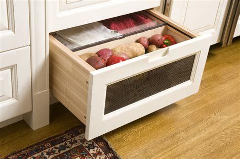 Kitchen Veg Drawers by организация кухонных ящиков советы и решения