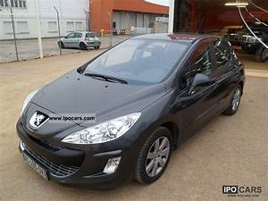 Peugeot 308 1 6 Hdi 110 : 2008 peugeot 308 1 6 hdi 110 premium 5p car photo and specs ~ Gottalentnigeria.com Avis de Voitures