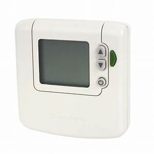 New Honeywell Dt90e Digital Room Thermostat   Eco