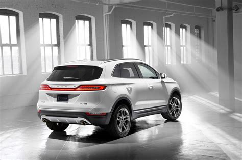 2018 Lincoln Mkc Reviews And Rating Motor Trend