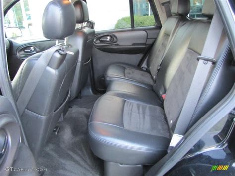 2007 Chevrolet Trailblazer Ss Interior Photo #38080299