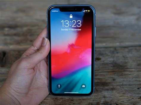 iphone xr review stuff