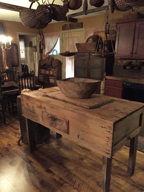 Best Primitive Kitchens Images Pinterest Country