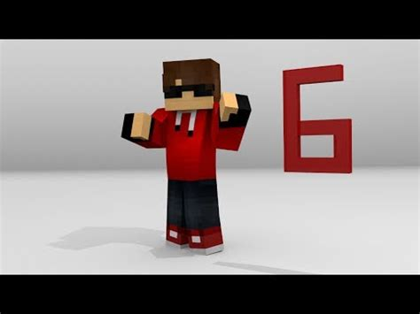 build  minecraft character rig  blender part