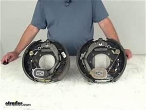 Dexter Electric Brake Kit - Self-adjusting  4