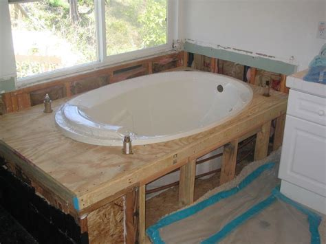 How To Install Tub Wiring by Fitting A Bath How To Install A New Bathtub