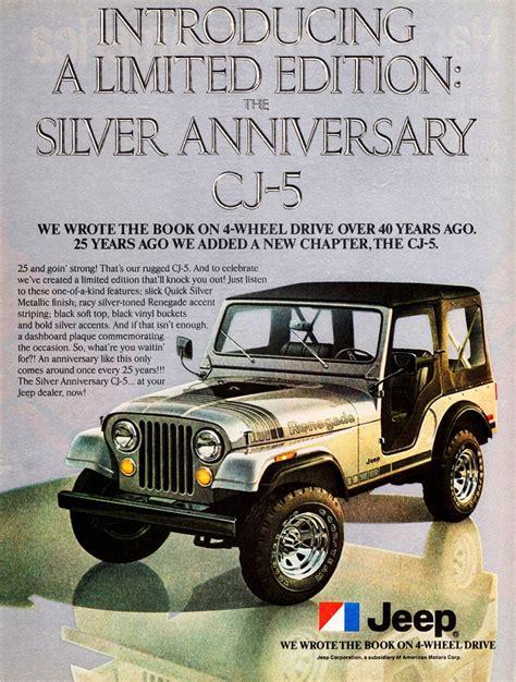 jeep print ads 1979 jeep cj 5 ad classic cars today online
